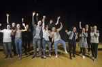 Rave reviews for Year 10 Drama students at National Theatre Festival