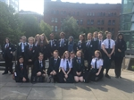 Stockport Academy Choir hit the right note with the Halle Orchestra
