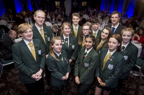 Stockport Academy Celebrate The Best In Everyone Awards