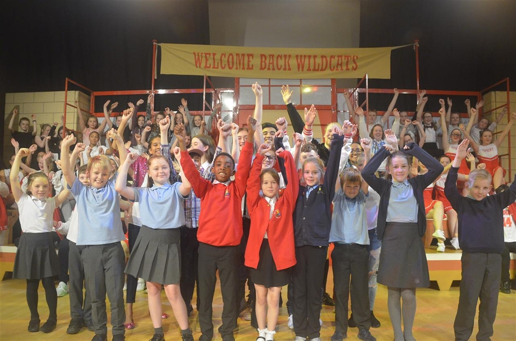 Stockport Academy's High School Musical Bops To The Top