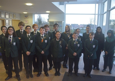 Debut Win For Stockport Academy Debate Team