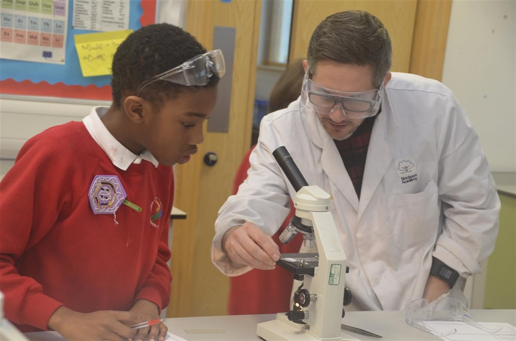 Adswood Primary Students Crack Stockport Academy's Forensics Case