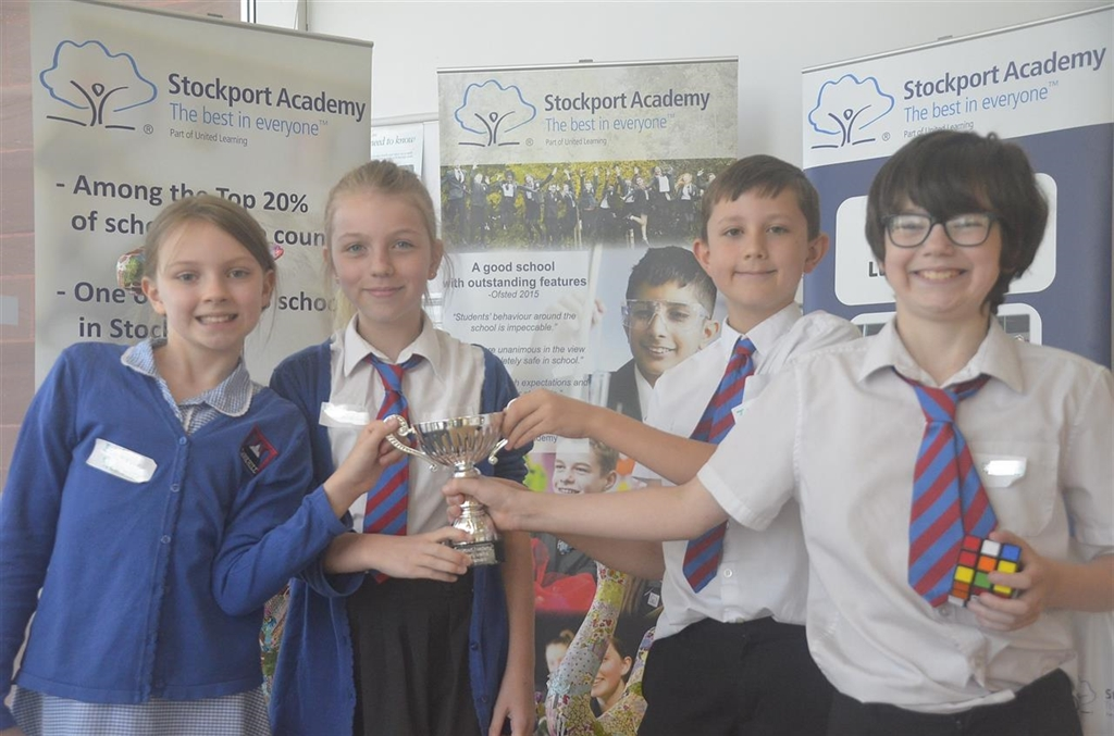 Primary Maths Masters Compete For Tournament Title