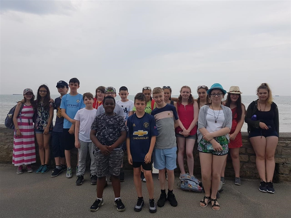 Year 8 Students Embrace French Culture And History During Normandy Visit