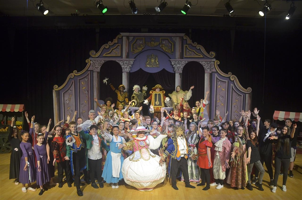 Sell-out Beauty And The Beast Is A Stage Success