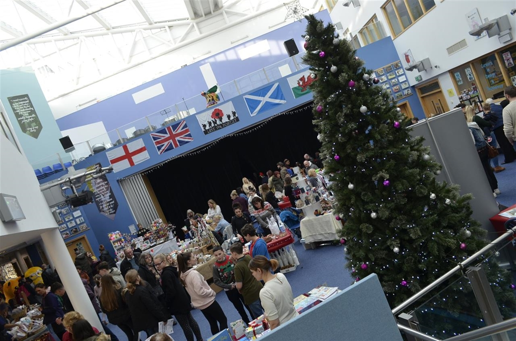 Stockport Academy Christmas Market Is A Festive Fiesta