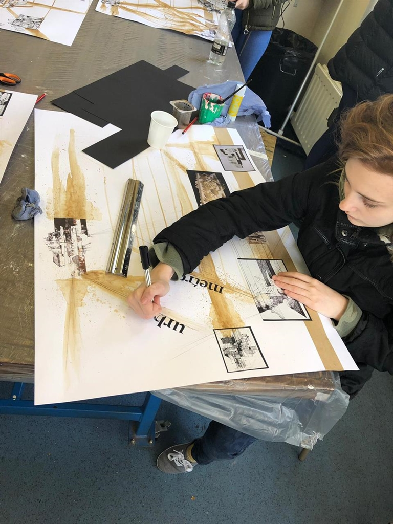 Year 11 Residential Helps Students Get A Head Start In Art