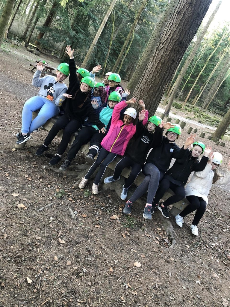 All-Action Residential Visit Is A Hit For Year 7s
