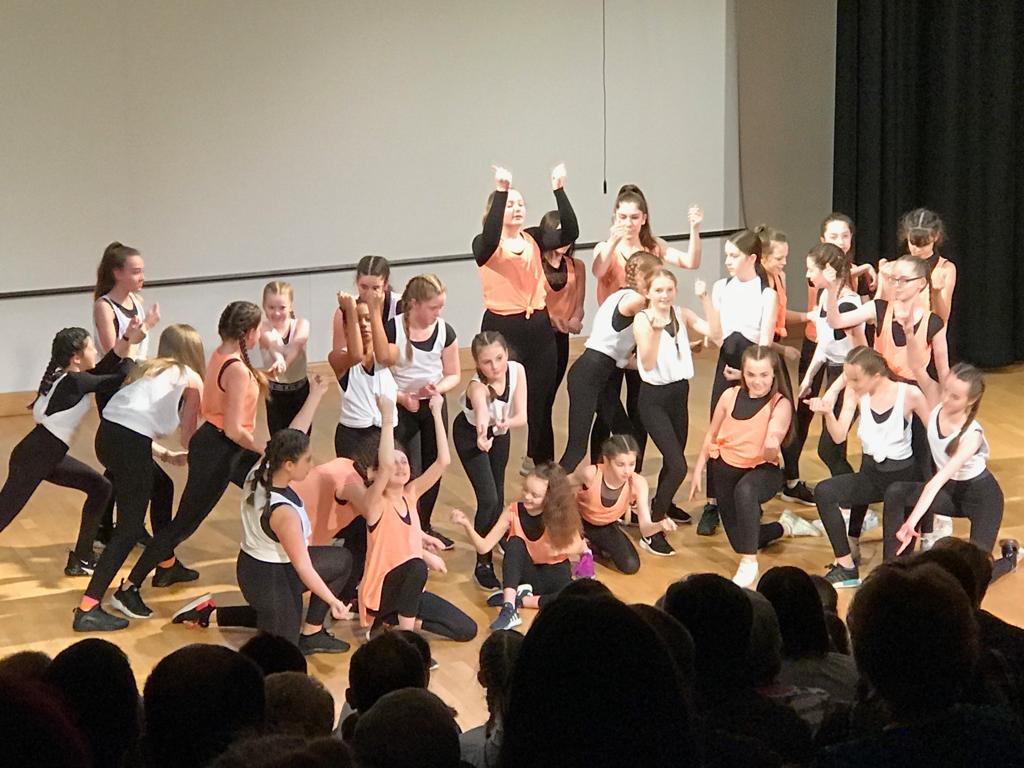 Performing Arts Students Showcase Their Talents