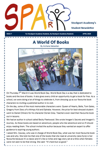 SPARK - Issue 7 - April 2019