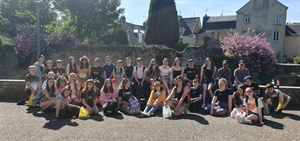 Year 8 MFL Students Explore Normandy