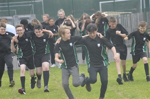 Records Tumble Again For Stockport Academy Sports Day