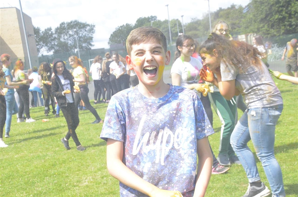 Stockport Academy Pride Week Ends With Colourful Finale