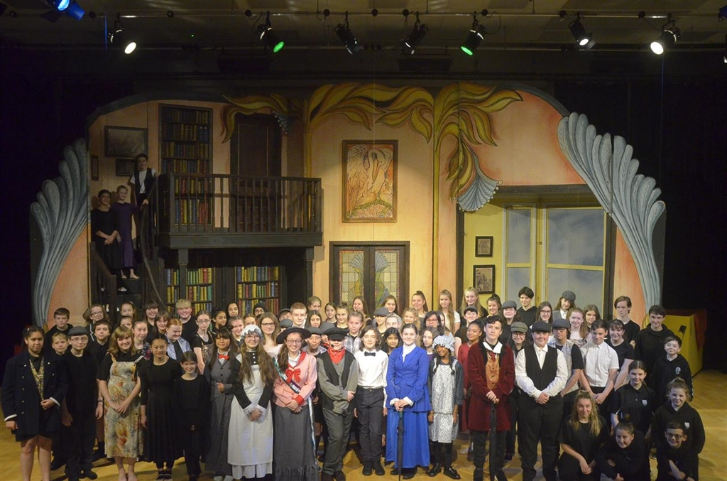 School Production Is 'Practically Perfect In Every Way'