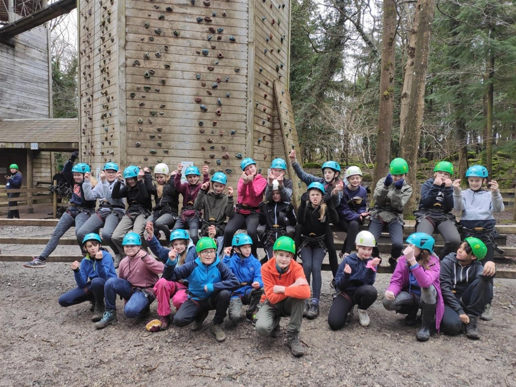 Year 7 Residential Brings The Best Out Of Students