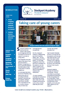 Stockport Academy Newsletter - July 2015: Issue 29