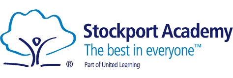Stockport Academy Logo